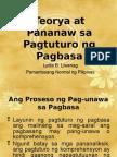 Teorya at Pananaw Sa Pagtuturo Ng Pagbasa FINAL (1)