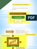 La Empresa y El Entorno