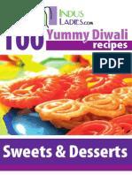 Indusladies 100 Yummy Recipes
