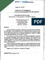 Knabenschuh, S - Simbolismo y Conocimiento - 1994
