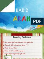 Geografi Bab 2 ARAH