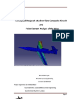 MSc Aerospace Dissertation