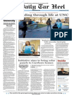 The Daily Tar Heel for Feb. 25, 2014