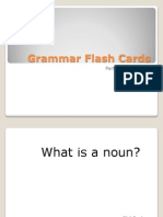 flash cards pp