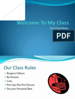 class rules pp