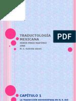 TRADUCTOLOGÍA MEXICANA 1
