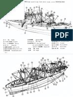 Ship's Construction Theory