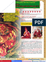 Lake of Lotus(16)-The Contemporary Mahasiddha With Many Prop