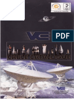 Voksel Cable Catalogue