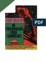 Ibrahim Yosip - Mi Preparacion Para Ganimedes1