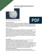 181457629 Conceptos Basicos Sobre Piezoelectricidad