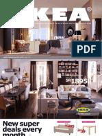 IKEA 2010 Main Catalogue Saudi Arabia-English