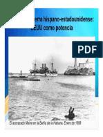 Unidad 8 Cuba y La Guerra Hispano-Estadounidense - Andrea Paniagua
