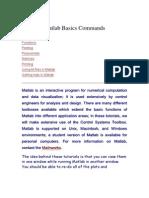 MATLAB Basic Commands.pdf