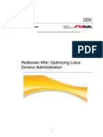 Redbooks Wiki Optimizing Lotus Domino Administration
