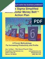 Six Sigma Action Plan