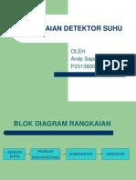 Detektor Suhu