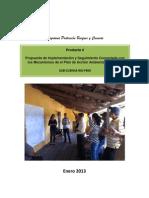 Producto 4 Propuesta de Implementaciòn y Seguimiento de Rio Frio