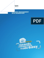 RecordPoint Records Management With SharePoint