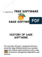 Peach Tree Software