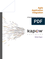 Agile Application Integration Whitepaper