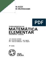Volume 01 - Conjuntos e Funções