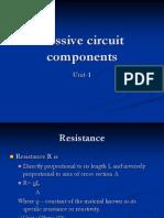 Basic Electronics Unit-1