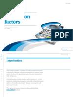 Ctl153 Conversion Factors