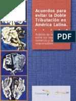 Acuerdos Para Evitar La Doble Tributacion - LATINDADD- Libro Completo