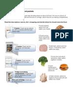 Understanding Food Packets