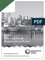 Vancouver Registration 2014