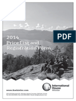 Whistler Registration2014