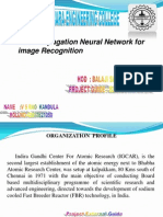 BackPropagation Neural Network for image Recognition by Ramesh