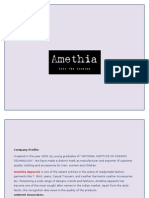 Amethia Apparelz & Co.