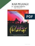 Novel Laskar Pelangi Full Bab 1-34 Only 1.6 Mb