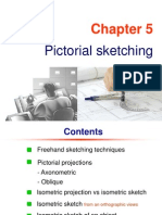 Chapter 03 Pictorial Sketching