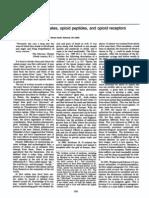 Fragmente Din Istoria Opiului Si Opioidelor
