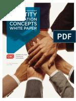 FIM White Paper Identity Federation Concepts