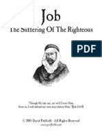Job the Suffering of the Righteous