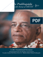 Founder Acharya