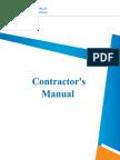 Contractor's Manual _2010