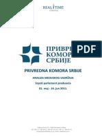 analiza Privredna komora Srbije
