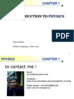 Kelas Fisika - Pengantar - Zainal Abidin