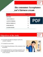 Mens Fairness Cream