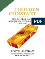 The Golden Constant