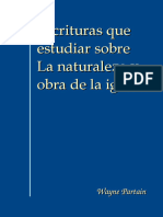 Escrituras que estudiar sobre la naturaleza y obra de la iglesia - Wayne Partain.epub