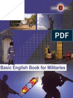 English for Militaries