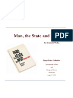 Review on Man, The State and War