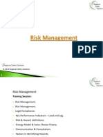RSS Risk Management