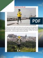Maratonist în vârstă de 100 de ani _ Autopunct cardinal (div)